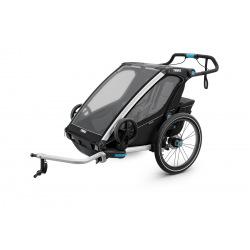 THULE detský vozík CHARIOT SPORT1 Čierny