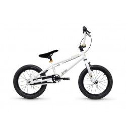 """S'COOL bicykel XtriX mini 16"""" biely / zlatý"""