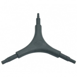 PRO Kľúč Y - šesťhran hviezda 2-2.5-3mm 2020