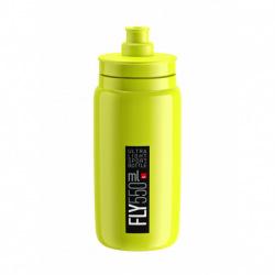 ELITE Fľaša FLY žltá čierne logo 550 ml