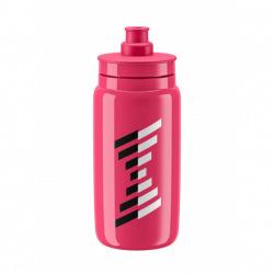 ELITE Fľaša Fly Giro 2020 Iconic ružová 550 ml