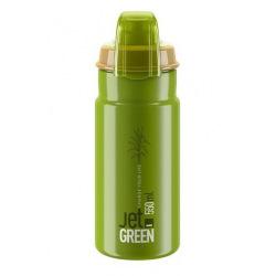 ELITE Fľaša JET GREEN PLUS 550 ml