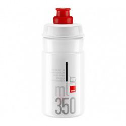 ELITE Fľaša JET červené logo 350ml