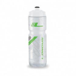 LONGUS Fľaša TESA 800ml číra-zelená