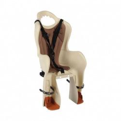LONGUS detská sedačka zadná BASELI Carrier béžová/hnedá