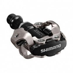 SHIMANO Pedále M540 SPD čierne