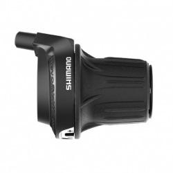 SHIMANO Radenie RV200 6-k. pravé čierne