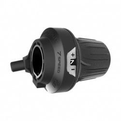 SHIMANO Radenie revoshift RV200 7-k. pravé čierne