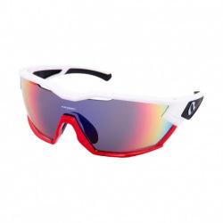HQBC Okuliare QX2 biela-červená