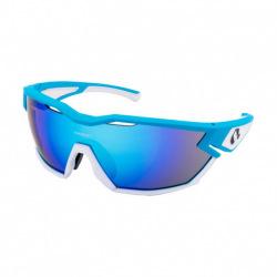 HQBC Okuliare QX2 modrá-biela