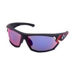 HQBC Okuliare QX4 čierna-červená