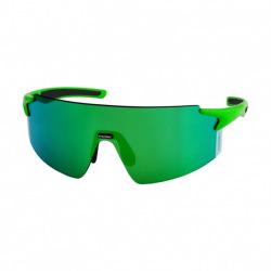 HQBC Okuliare QP-RIDE zelená reflex