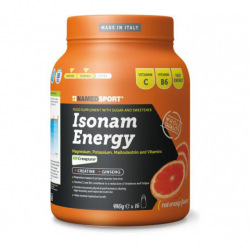 NAMEDSPORT Nápoj Isonam Energy pomaranč 480g