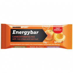 NAMEDSPORT Tyčinka Energybar marhuľa 35g