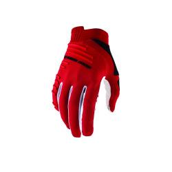 100% rukavice R-Core Black