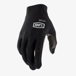 100% rukavice Sling Black