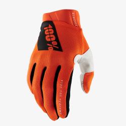 100% rukavice Ridefit Black