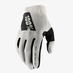 100% rukavice Ridefit FLUO ORANGE