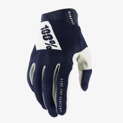 100% rukavice Ridefit STONE