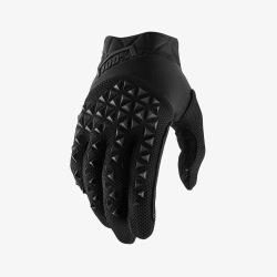 100% rukavice Airmatic Blue Black
