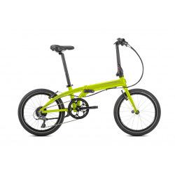 TERN bicykel Link D8 reflexná žltá