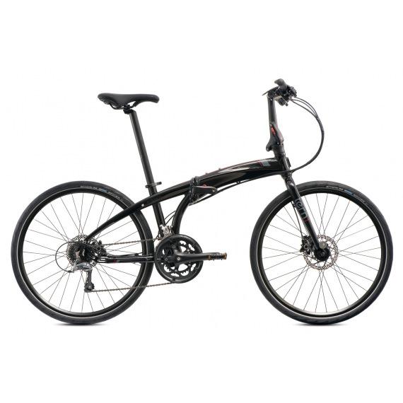 TERN bicykel Eclipse D16 čierna