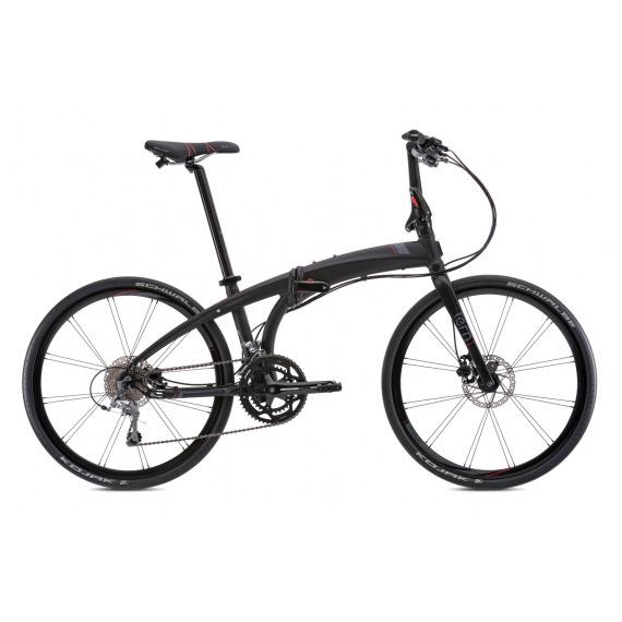 TERN bicykel Eclipse P20 čierna