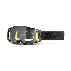 100% okuliare Armega MX MTB Nightfall číre sklá