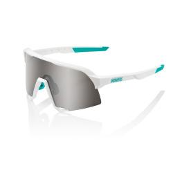 100% okuliare Speedcraft BORA HIPER strieborné zrkadlové sklá