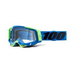100% okuliare Racecraft 2 AIRBLAST číre sklá