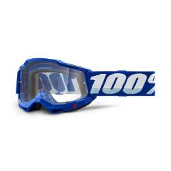 100% okuliare Accuri 2 Blue číre sklá