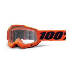 100% okuliare Accuri 2 YELLOW číre sklá