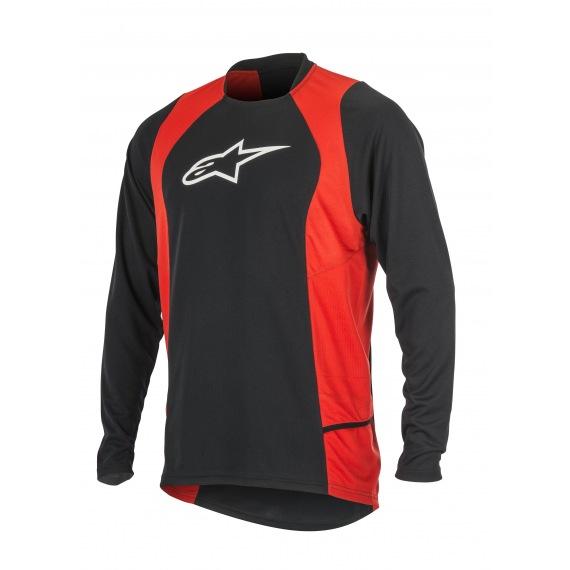 ALPINESTARS dres Drop 2 L/S Red Black