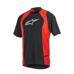 ALPINESTARS Dres Drop 2 S/S Black Red