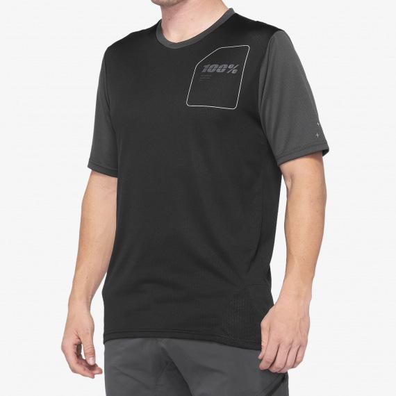 100% dres RIDECAMP CHARCOAL/BLACK