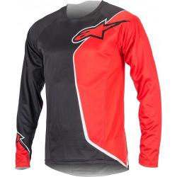 ALPINESTARS Dres Sierra LS BLACK RED