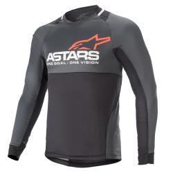 ALPINESTARS Dres Drop 8.0 L/S BLACK CORAL