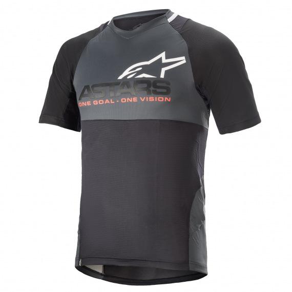 ALPINESTARS Dres Drop 8.0 S/S BLACK CORAL