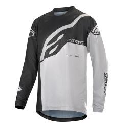ALPINESTARS detský dres Racer Factory BLACK/White